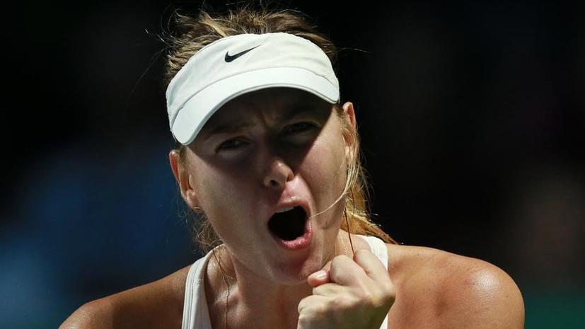 Мария Шарапова не смогла одолеть Серену Уильямс в финале Australian Open