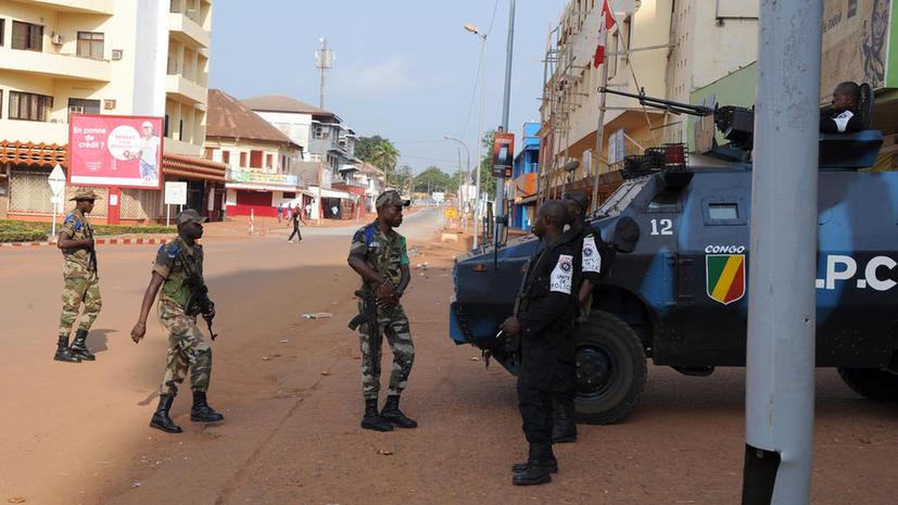 Совет Безопасности ООН санкционировал ввод миротворцев в Центрально-Африканскую республику