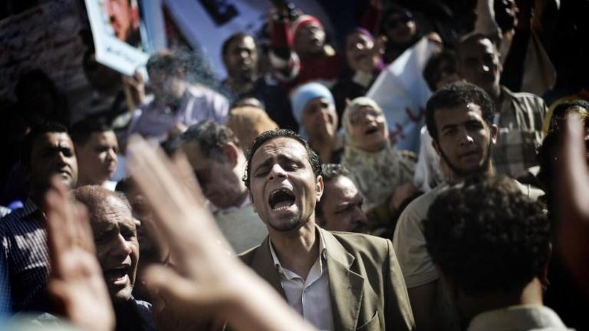 Официальный представитель «Братьев-мусульман» арестован в Египте