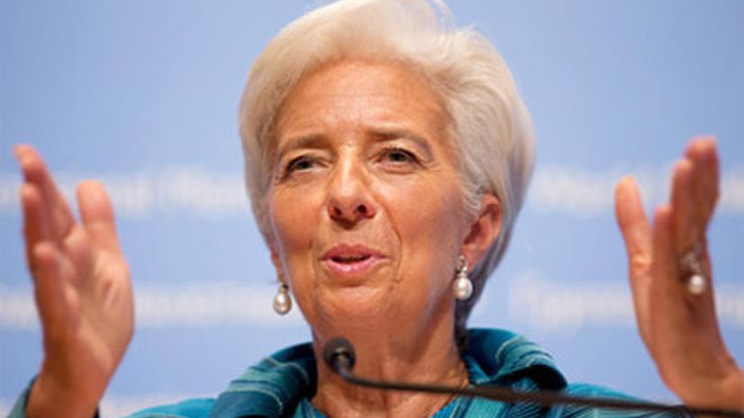МВФ предрекает России уменьшение темпов роста экономики
