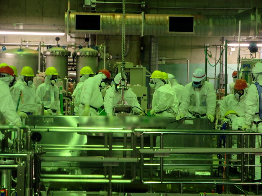 Вокруг японской аварийной АЭС «Фукусима» создадут слой искусственной вечной мерзлоты