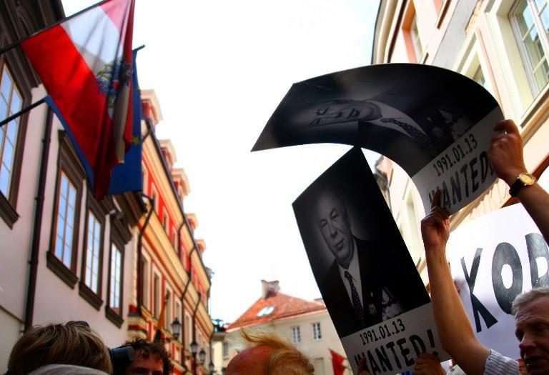 Власти Литвы готовят ордеры на арест 79 граждан РФ, Белоруссии и Украины по делу о событиях 13 января 1991 года