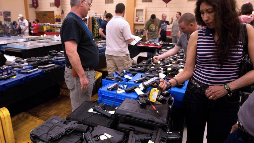 В Аризоне женщинам и старикам раздадут пистолеты