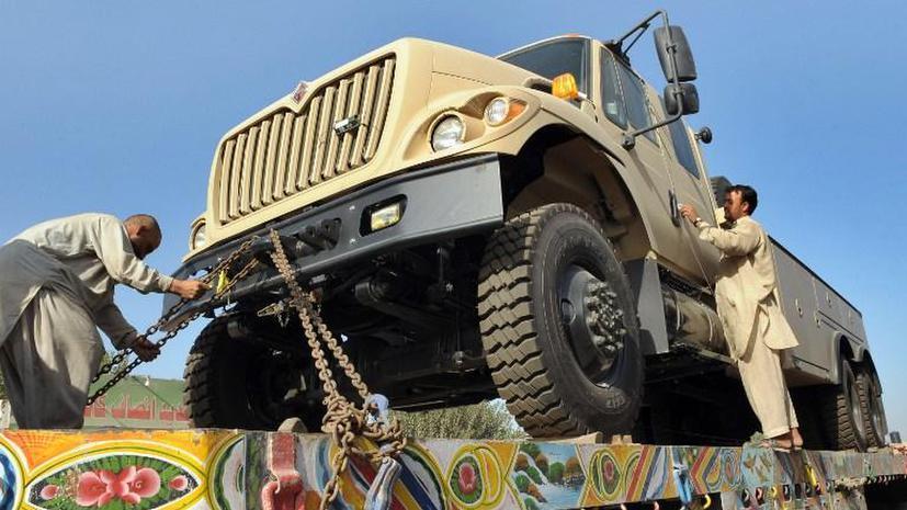 Талибы могут разграбить военное оборудование, оставленное американцами в Афганистане