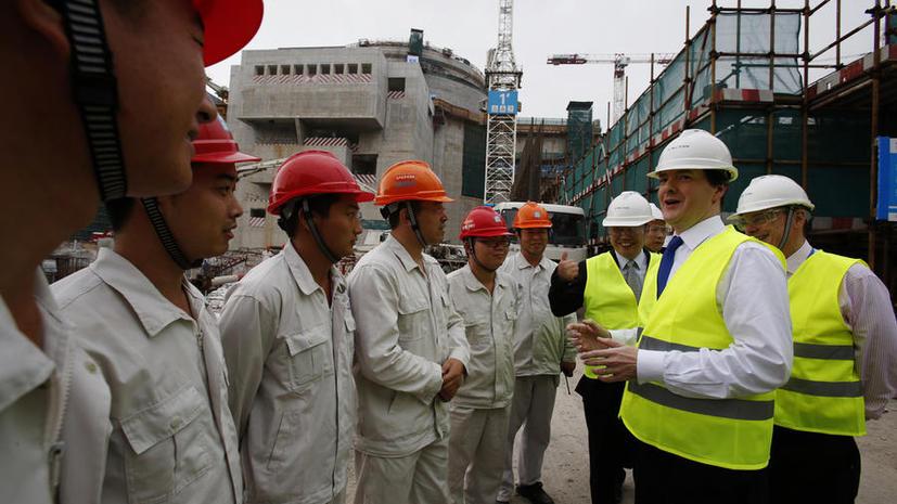 Китаю разрешили инвестировать в британские АЭС