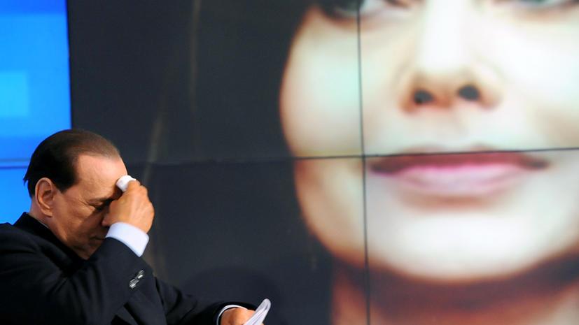 Развод по-итальянски: Берлускони будет платить бывшей жене €100 тыс. в день