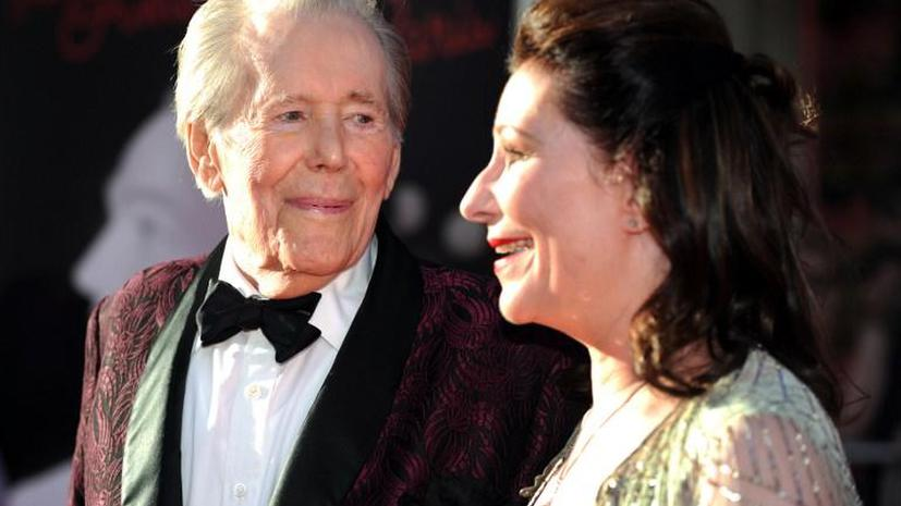 На 82-м году жизни скончался британский актёр Питер О'Тул