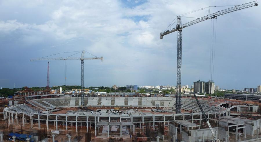 После чемпионата мира по футболу в Бразилии стадион превратится в тюрьму