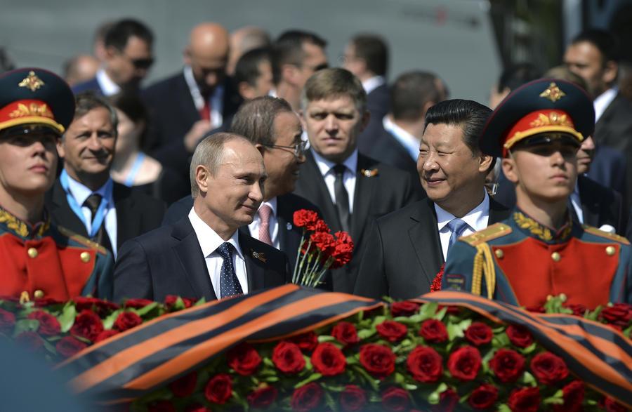 Мировые СМИ: На параде Россия обозначила своё новое место в мире