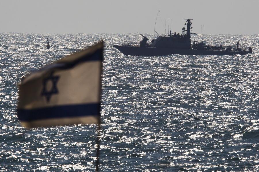 Перехваченное Израилем судно «Марианна» под конвоем прибыло в порт Ашдод