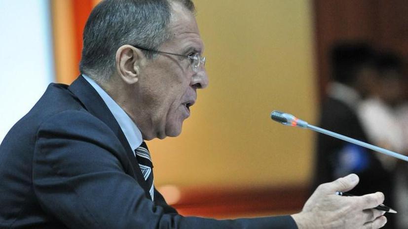Сергей Лавров: Я уверен, что о прослушке спецслужб США было известно всем