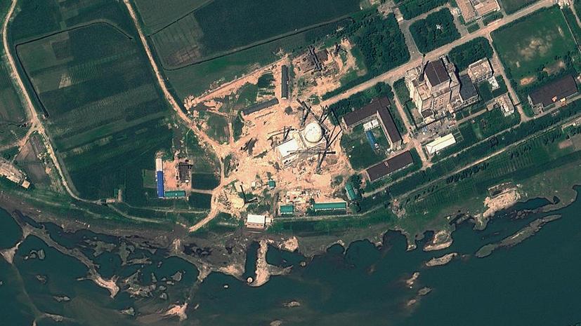 Эксперты США: КНДР, невзирая на запрет, перезапустила атомный реактор