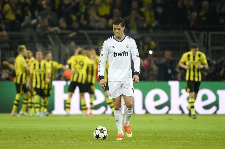 «Боруссия» подхватила почин «Баварии», крупно победив «Реал» в Лиге чемпионов