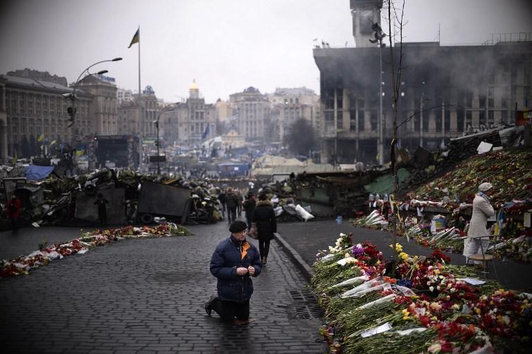 Госдума намерена расследовать дело снайперов в Киеве