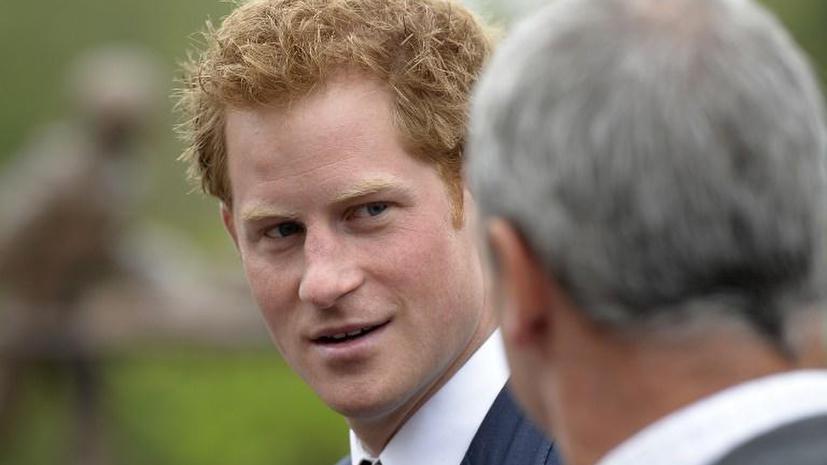 Принца Гарри взяли под круглосуточную охрану после угроз экстремистов