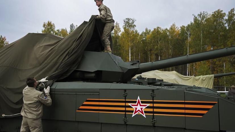 Американские СМИ: Россия перевооружаетcя с опережением графика