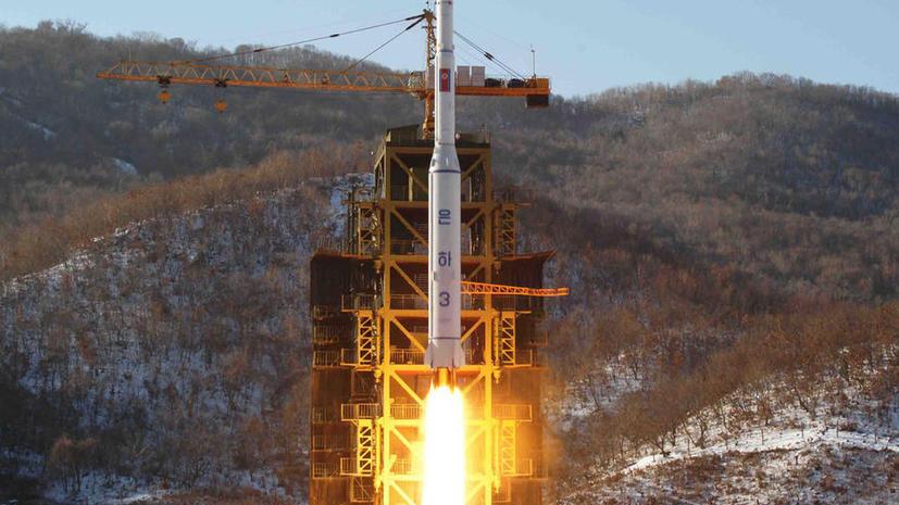 США обещают не допустить появления у КНДР баллистической ракеты с ядерным зарядом