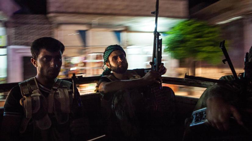 На стороне сирийской оппозиции выступят боевики из Пакистана
