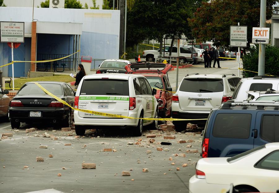 В больнице Санта-Моники скончалась четвертая жертва стрельбы в колледже