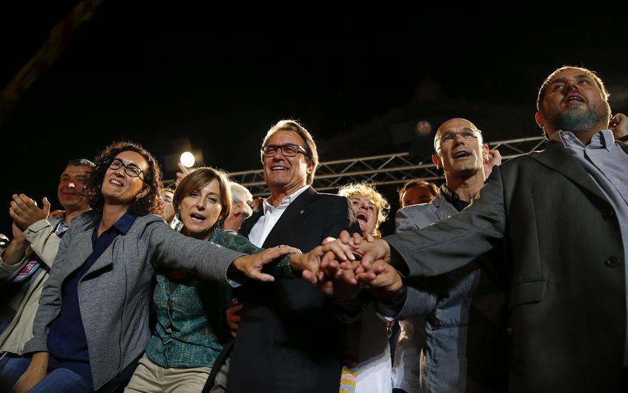Сторонники независимости Каталонии одержали победу на местных выборах