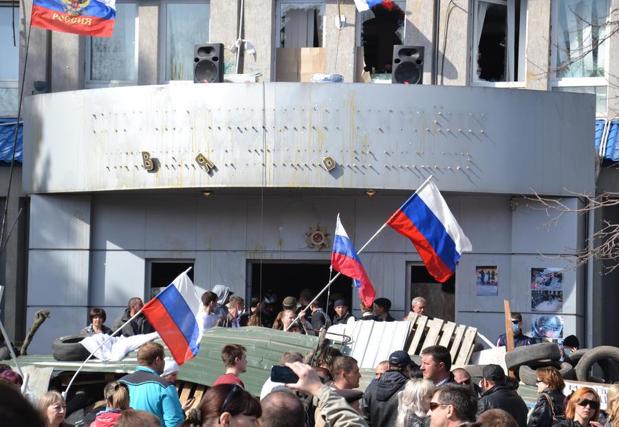 Спецназ «Альфа»  отказался штурмовать административные здания в Донецке и Луганске