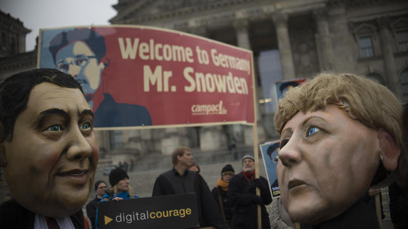 СМИ: Сноуден вновь заявил о желании получить убежище в Германии