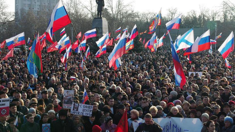 «Русская весна» в Севастополе глазами участников событий