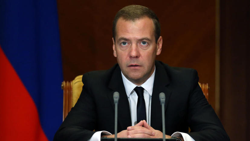 Дмитрий Медведев: США не идут на сотрудничество с Россией по ситуации в Сирии