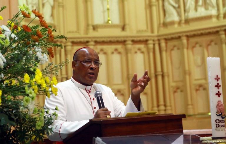 Южноафриканский архиепископ: «педофилия – это не преступление»