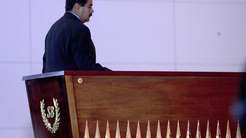 Николас Мадуро усилит свою охрану, опасаясь «охоты» США и правых фашистских сил