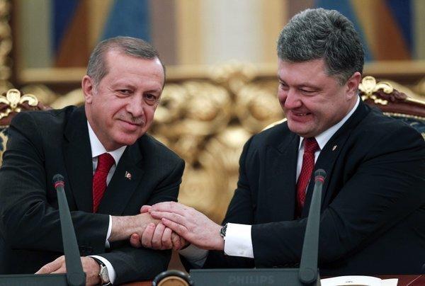 Украина и Турция: история любви