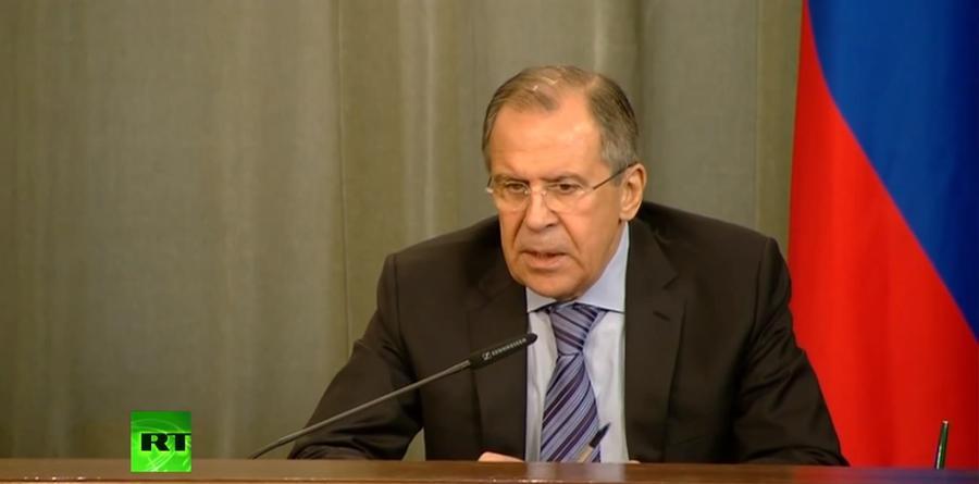 Сергей Лавров: Дебальцево — это предлог для США углубить санкции и начать поставки оружия Киеву