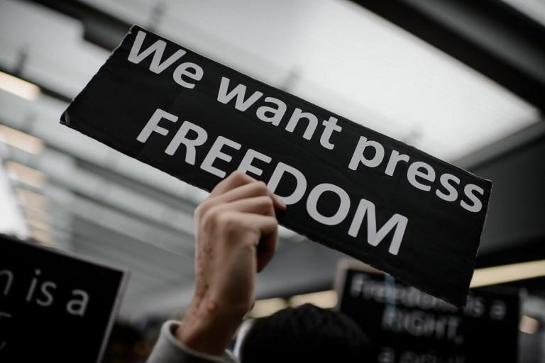 Генпрокурор Австралии предлагает сажать в тюрьму журналистов за публикацию секретной информации