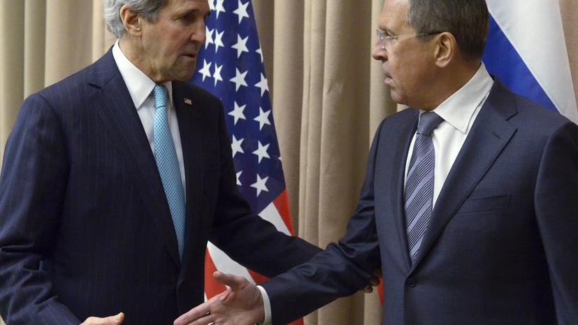 Сергей Лавров: Планы Вашингтона о поставках Киеву вооружений чреваты непредсказуемыми последствиями