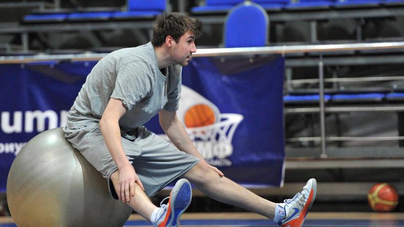 В NBA будет играть россиянин Сергей Карасёв