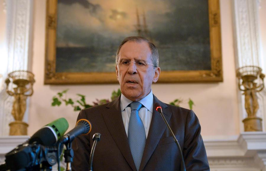 Сергей Лавров: Четырёхсторонние переговоры без представителей юга и востока Украины будут неполными