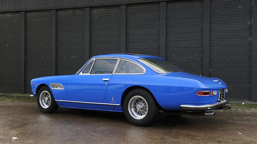 Ferrari Джона Леннона уйдет с молотка