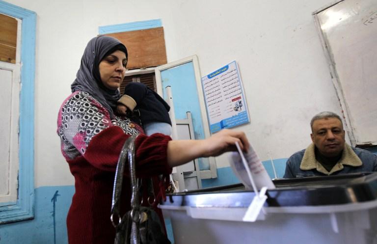 Новую Конституцию Египта поддержали более 63% избирателей – официальные данные