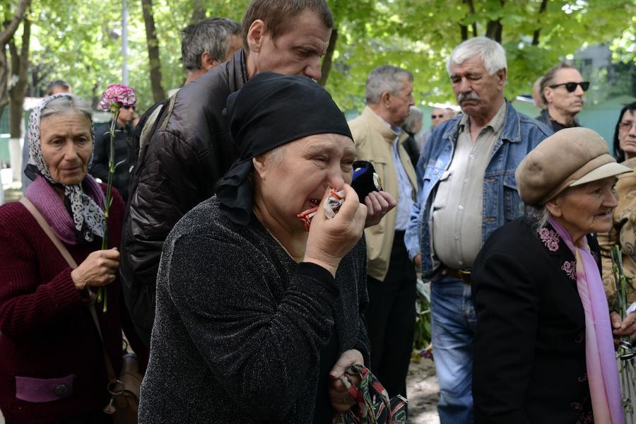 ООН: В столкновениях на юго-востоке Украины погибли 127 человек