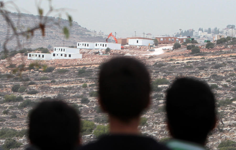 Лига арабских государств отвергла план США по границе Палестины