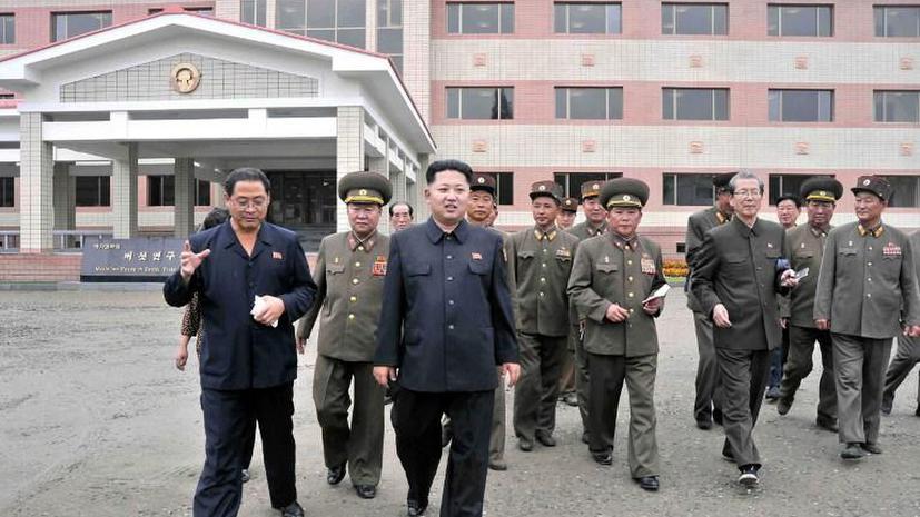 КНДР не согласна идти на мировую с США