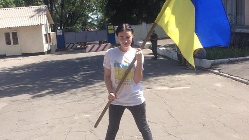 Победительница российской «Фабрики звёзд» Приходько поддерживает военную операцию в Донбассе