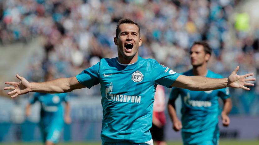 «Зенит» успешно стартовал в Лиге чемпионов