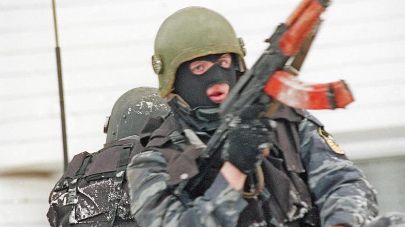 Таджикские спецслужбы убили главаря афганской наркомафии