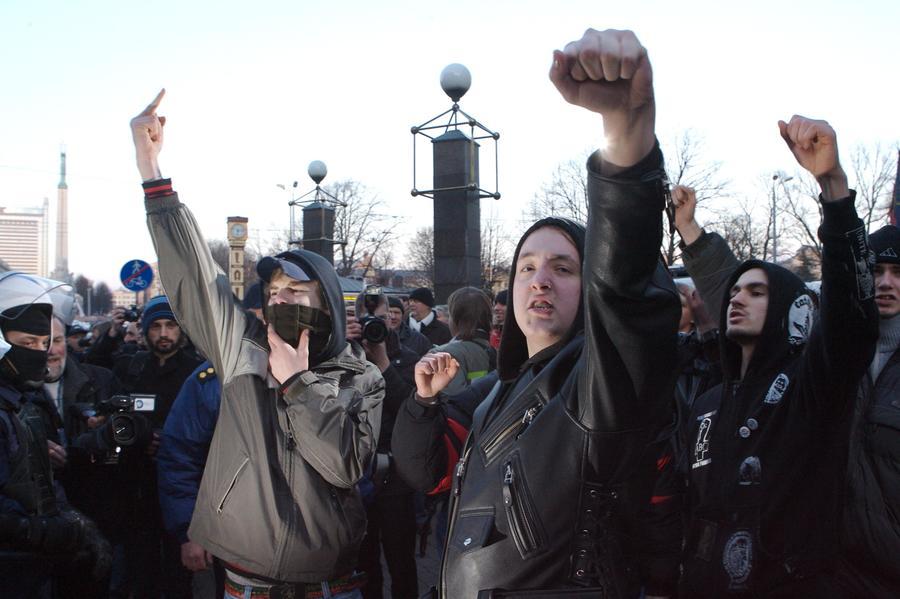 Националисты стран Балтии создали комитет помощи Украине