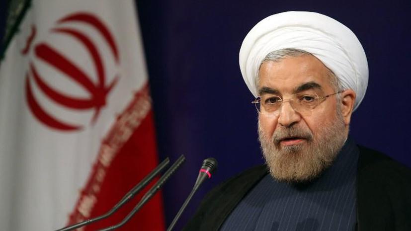 Хасан Роухани: Запад должен признать право Ирана на обогащение урана