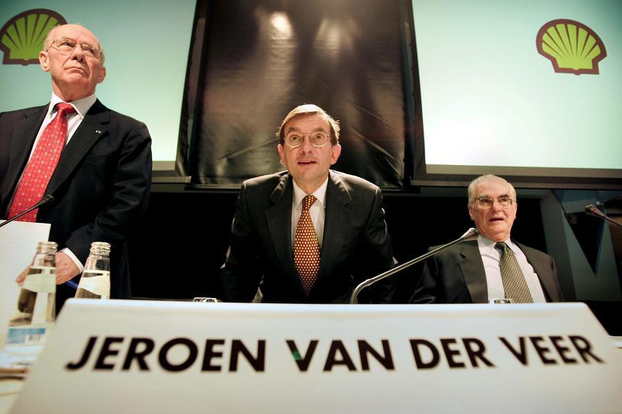Экс-глава Shell: Санкции против России не работают, а рейтинг Владимира Путина продолжает расти