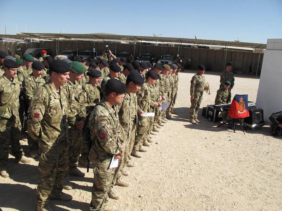 ООН требует от Великобритании быстрее расследовать факты пыток военными