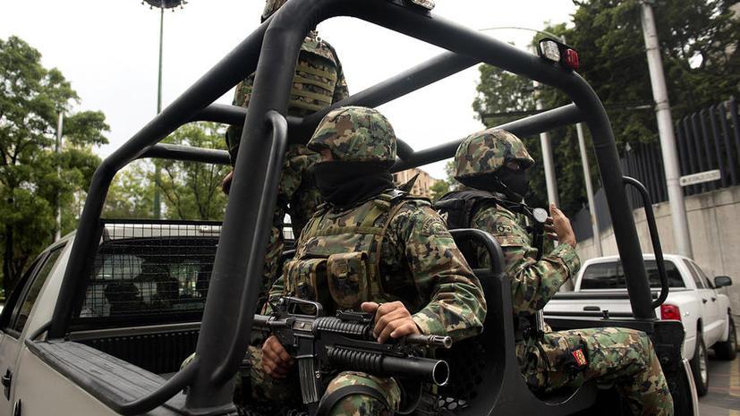 Пойман один из самых разыскиваемых преступников Мексики