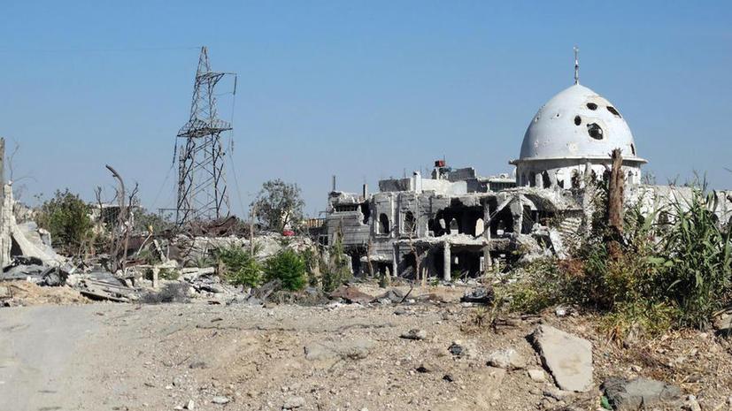 Президент иракского Курдистана готов оказать военную поддержку сирийским курдам